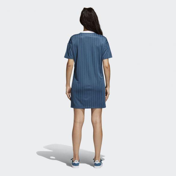 Женское спортивное платье Adidas Originals Trefoil Dress CE5586