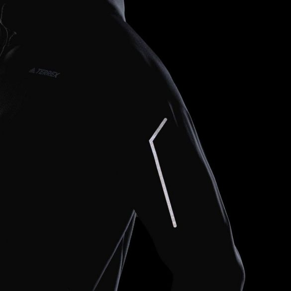 Мужская толстовка Adidas Stockh Ho Fl Jk CY8702