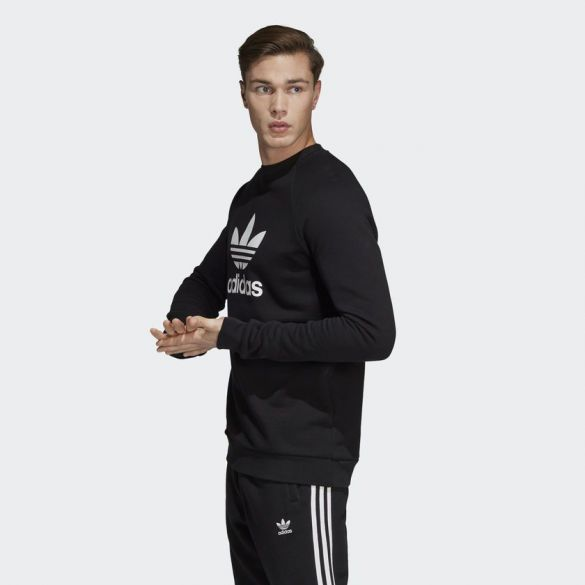 Мужской джемпер Adidas Originals Trefoil Warm - Up CW1235