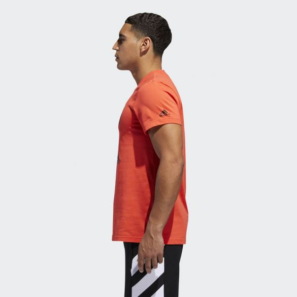 Мужская футболка Adidas Harden Geek Up CW9226