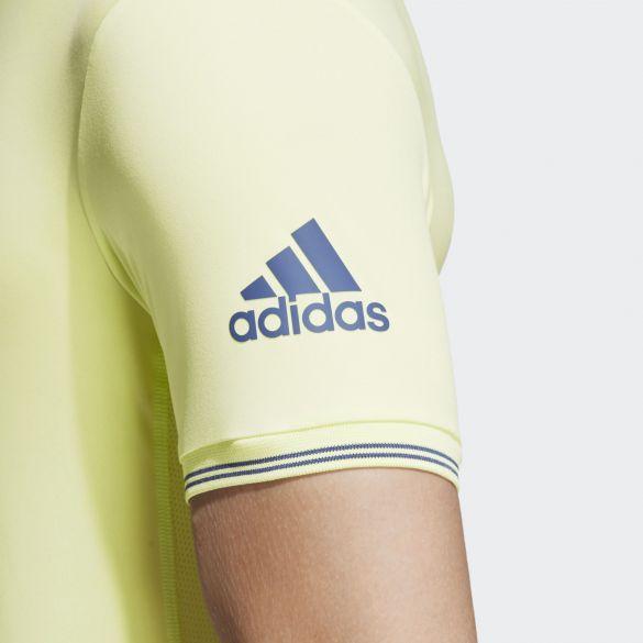Мужская футболка - поло Adidas Pique CV4694