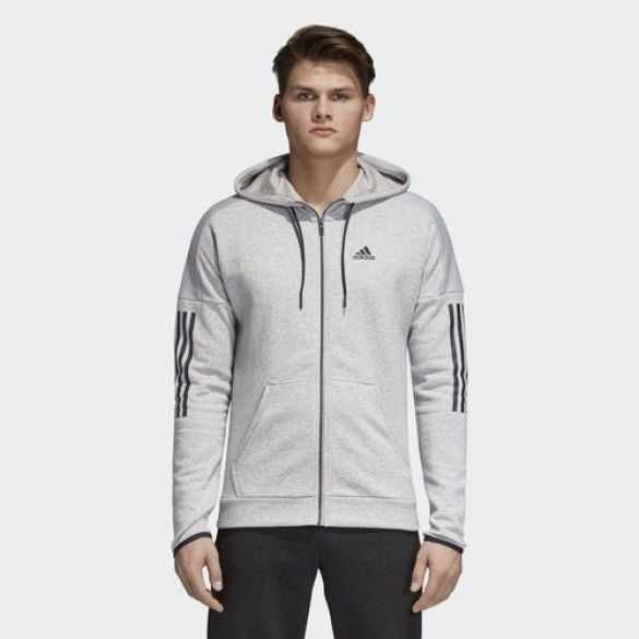 Мужская толстовка Adidas M Sid Lgo Fz Fl DM7588