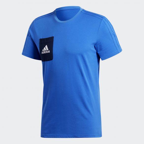Мужская футболка Adidas Tiro17 Tee BQ2660