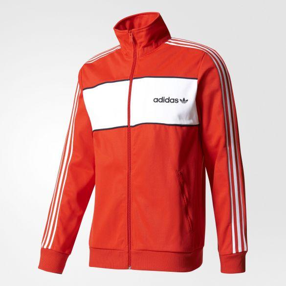 Мужская олимпийка Adidas Originals Block Track Top BK7840 купить за ... 3b8c934a3ce