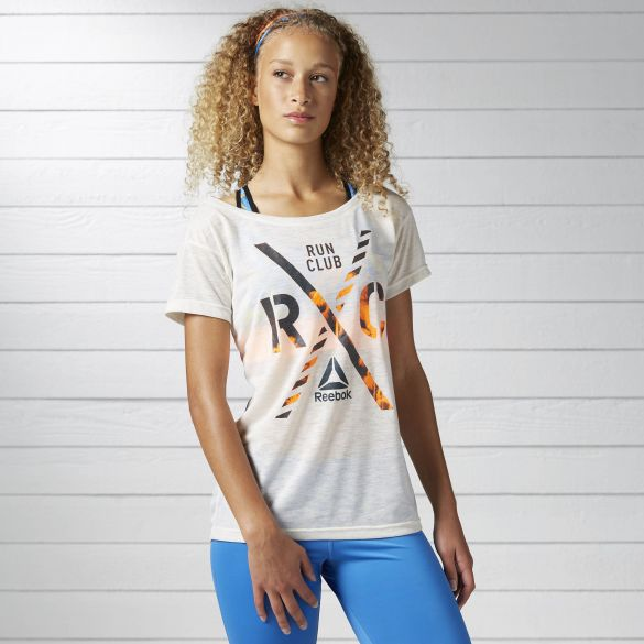 Женская футболка Reebok Re Ss Tee BP8921