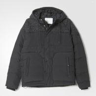 фото Мужская куртка Adidas Neo Melange Jacket AY5765
