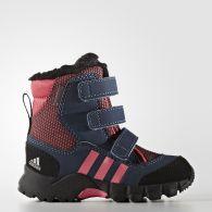 фото Детские зимние ботинки Adidas Cw Holtanna Snow Cf BB5465