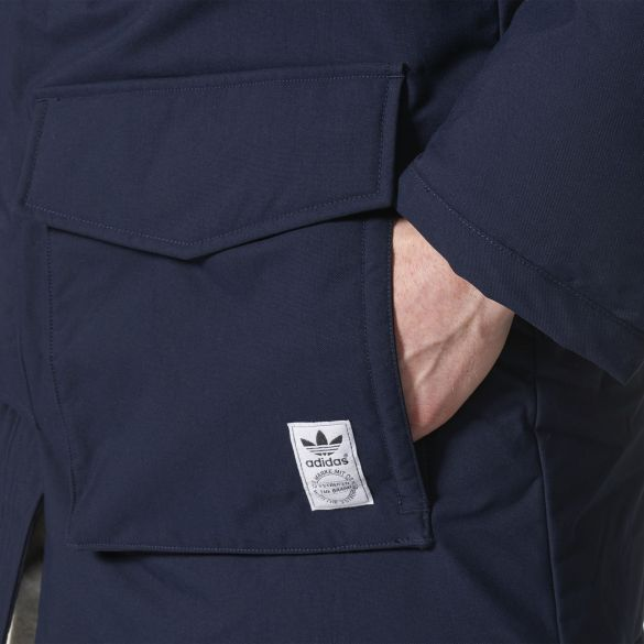 Мужской пуховик Adidas Heavy BQ5259