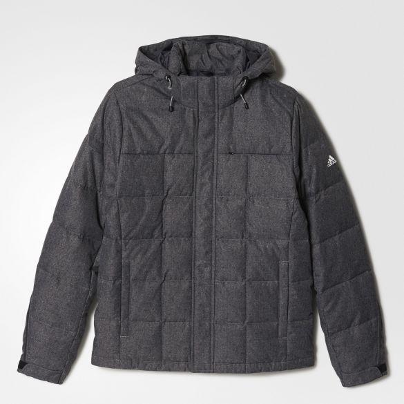 1b70d90f Зимняя куртка Adidas DD70 Wool Jkt AY3854 купить за 3790 грн | Sport ...