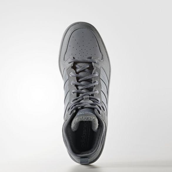 Мужские кроссовки Adidas Cloudfoam Hoops Winter Mid BB9913