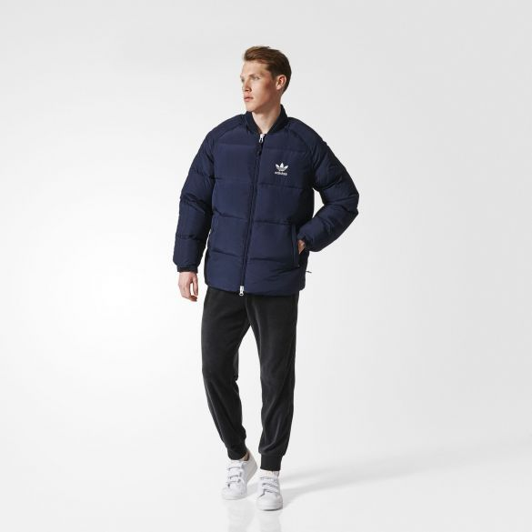 Зимняя куртка Adidas Originals SST Down Jacket BR4806