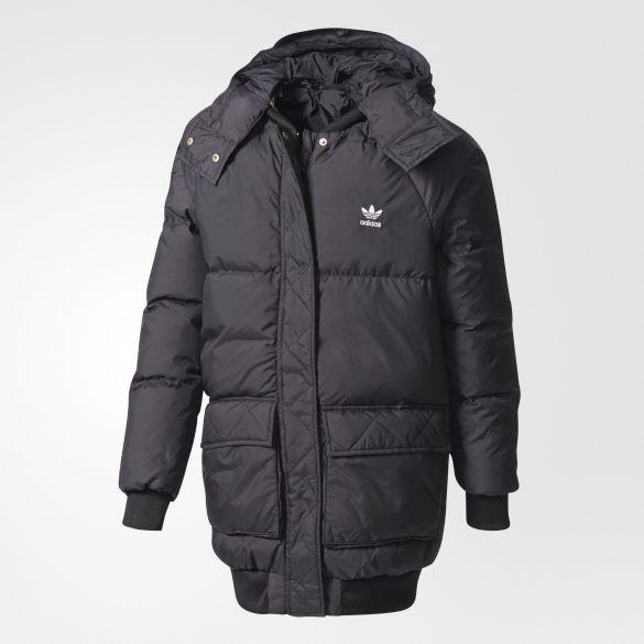 Детская куртка Adidas Originals Trefoil Logo BQ3935