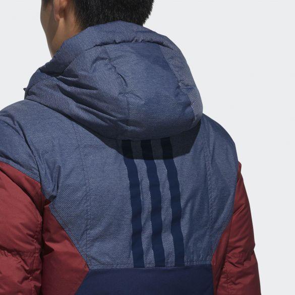 Мужской пуховик Adidas M Down Parka DM4212