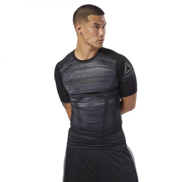 Мужская футболка Reebok Activchill Compression Tee CY4891