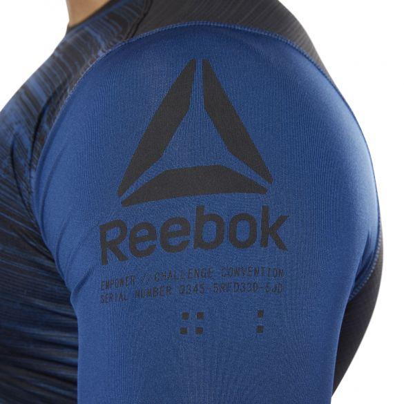 Мужская футболка Reebok Activchill Compression Tee D93795