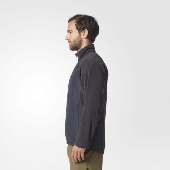 Мужская флисовая кофта Adidas Windfleece AA1902