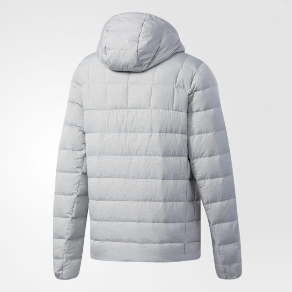 Мужской пуховик Adidas NUVIC HEATHER BQ8624