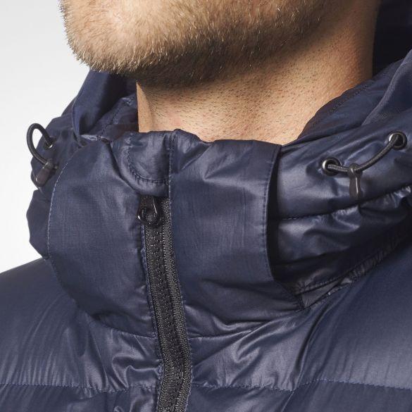 Мужской пуховик Adidas Hooded JKT BR4782