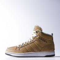 фото Мужские высокие кроссовки Adidas Neo Hoops Premium F38422