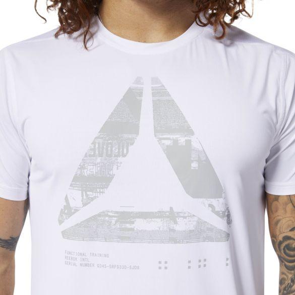 Мужская футболка Reebok AC Graphic Move TEE CY4883