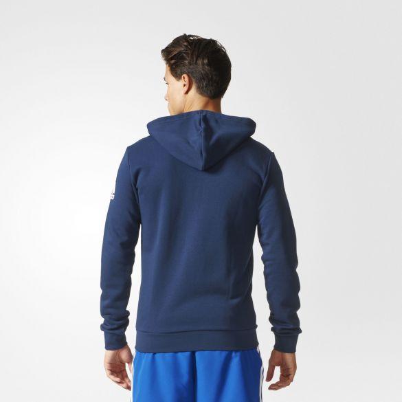 adidas Damen Sweatshirt FZ Hoodie FLE: : Sport