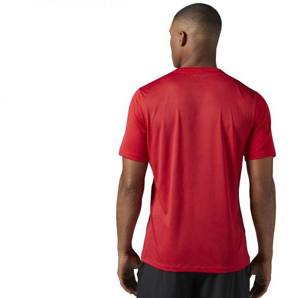 Мужская футболка Reebok Us Wor Tech Ss Tee BQ3089
