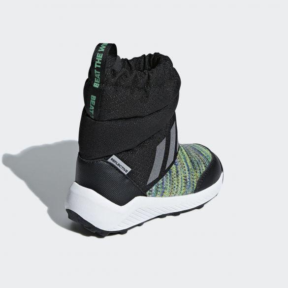 Детские сапоги Adidas Rapida Snow Beat The Winter AH2606