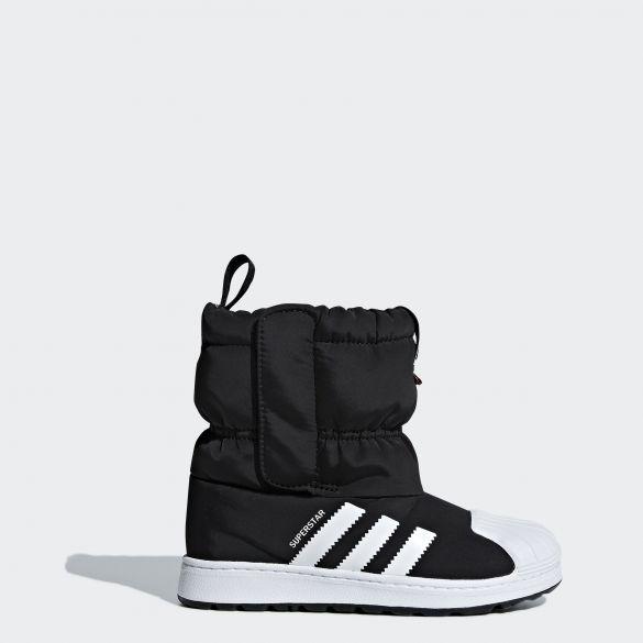 Детские сапоги Adidas Superstar B22507