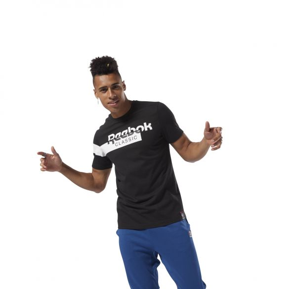 Мужская футболка Reebok AC F Disruptive Tee DH2052