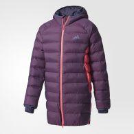 фото Детская зимняя куртка Adidas YG SD COAT CE4932