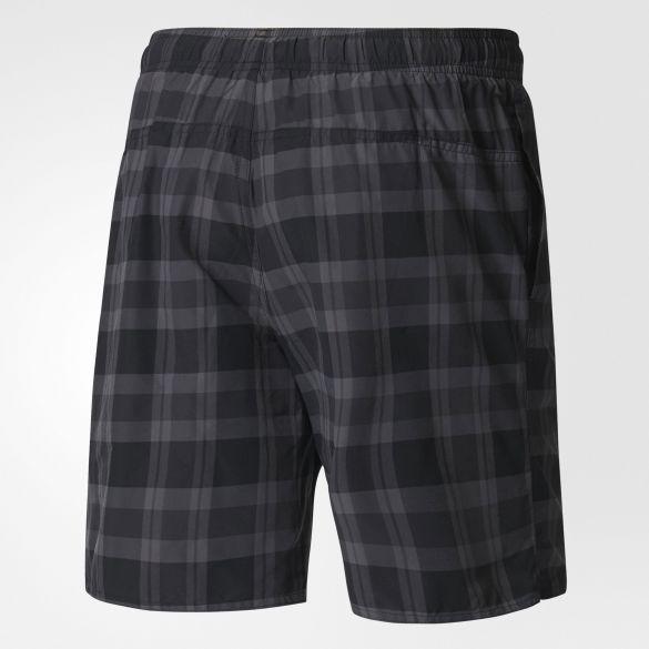 Мужские плавательные шорты Adidas Checked Water BJ8641