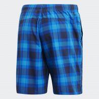 Мужские плавательные шорты Adidas Checked Water CV5158