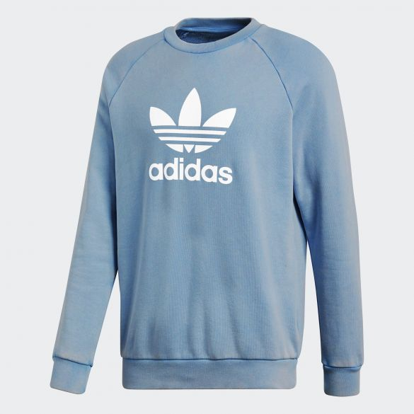 Мужской джемпер Adidas Originals Trefoil Warm - up CV8643