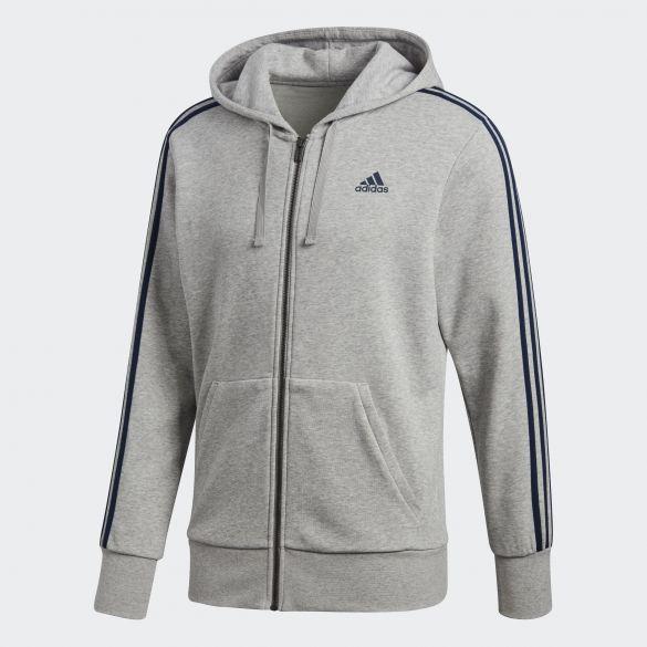 Мужская толстовка Adidas Essentials 3 - Stripes S98788
