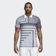 фото Мужская футболка поло Adidas Seasonal Polo CY3334