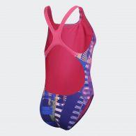 Женский купальник Adidas Per+ 1Pc Aop CV3629