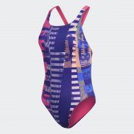 фото Женский купальник Adidas Per+ 1Pc Aop CV3629