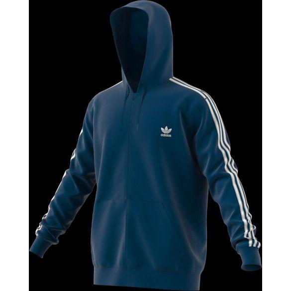 Мужская толстовка Adidas Originals 3 - Stripes Fz DV1556
