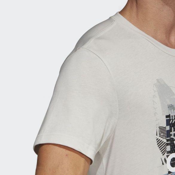 Мужская футболка Adidas Must Haves Badge of  Sport Graphic DV3091