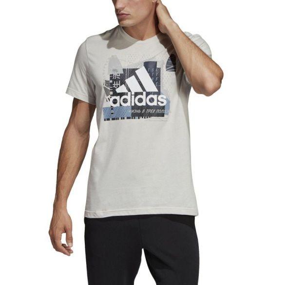 Мужская футболка Adidas Mh Bos Graph 2 DV3092