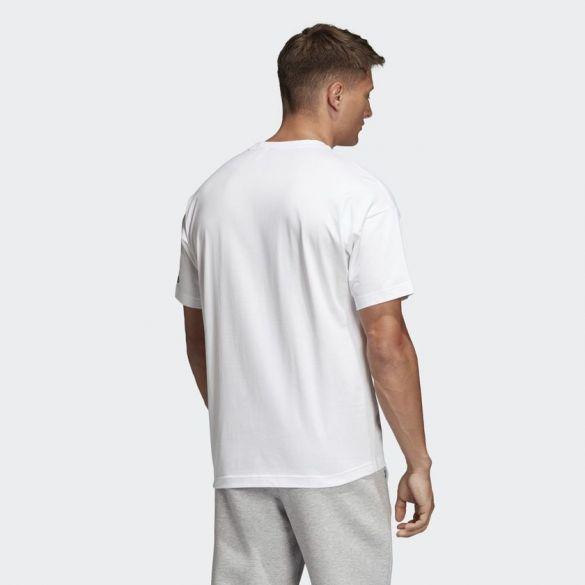 Мужская футболка Adidas Must Haves Plain DT0939