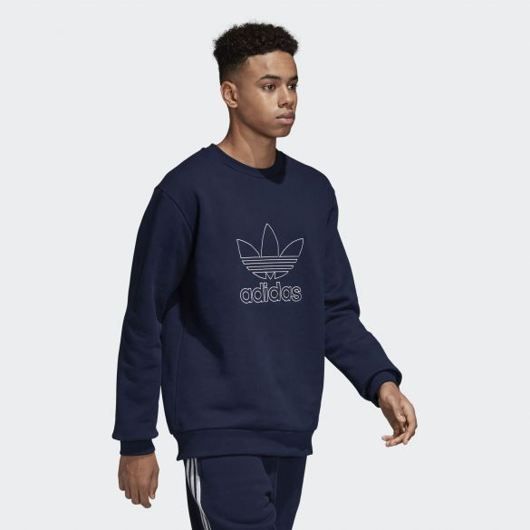 Мужской джемпер Adidas Originals Outline Crew DH5761