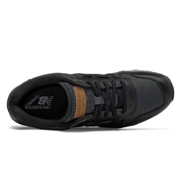 Женские кроссовки New Balance Leather WH996PKQ