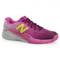 фото Женские теннисные кроссовки New Balance WC996JF3