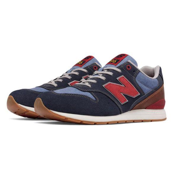 Мужские кроссовки New Balance 996 Suede MRL996NF