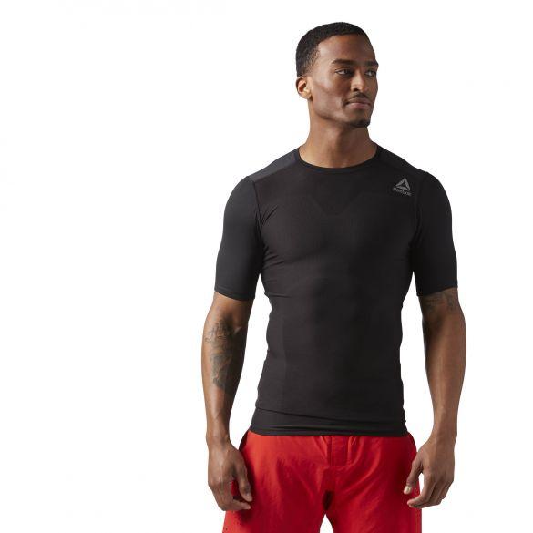 Мужская компрессионная футболка Reebok Ac Vent Comp Tee CF2982