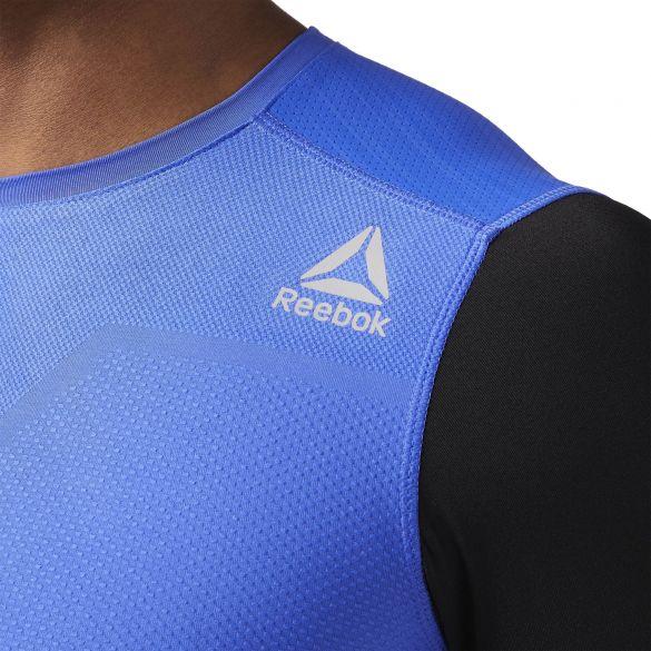 Мужская компрессионная футболка Reebok Ac Vent Comp Tee CF3713