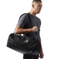 Мужская спортивная сумка Reebok Act Enh Grip 48L CF7469