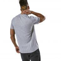 фото Спортивная футболка Reebok Combat Wordmark Tee CY9971