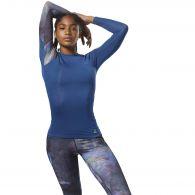 фото Компрессионная футболка c длинным рукавом Reebok Activchill Oil Slick D93887